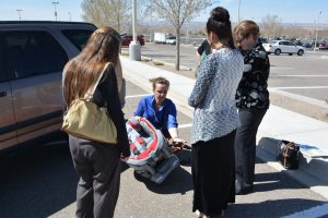 Car Seat Inspection Clinic (Albuquerque) @ Hardin Field
