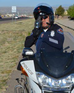 Radar/LIDAR Instructor Training @ Albuquerque Police Department Training Academy, Class B.