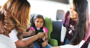 Car Seat Fitting Station (Carlsbad) @ Carlsbad Police Department