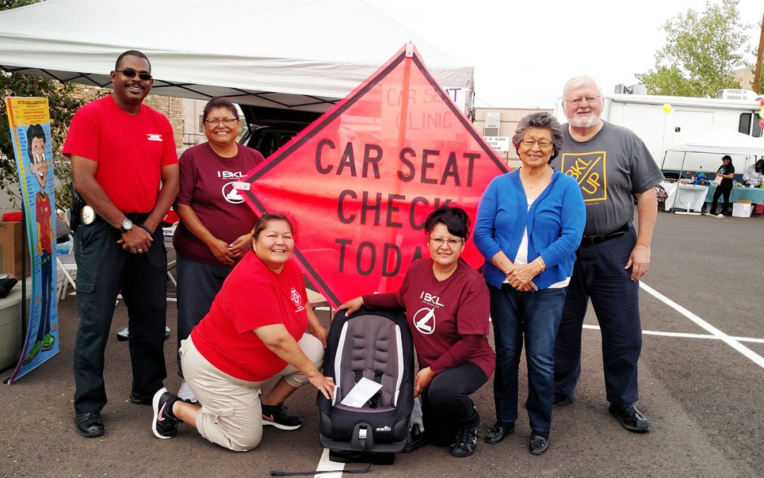 Car Seat Inspection Clinic (Clovis)