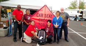 Car Seat Inspection Clinic (Logan) @ Logan Police Department
