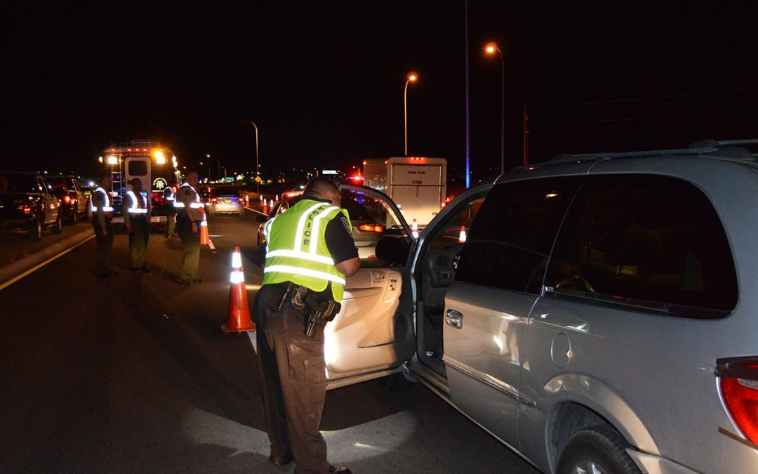 DWI Checkpoint Operation Training